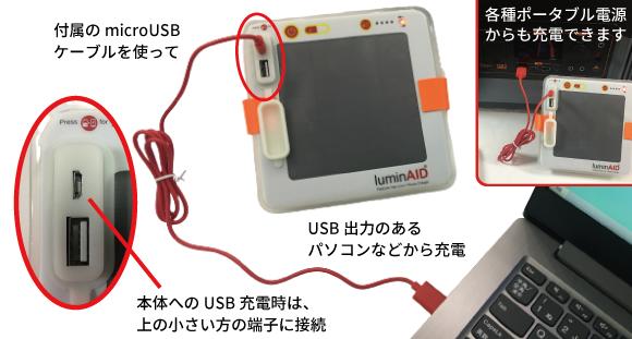 タイタン特徴_USB充電機能